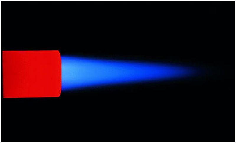 atmosphärischer gasbrenner zündung